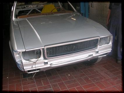 Ford Consul Coupé (1975)