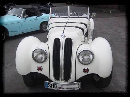 BMW 328 Roadster (1937)