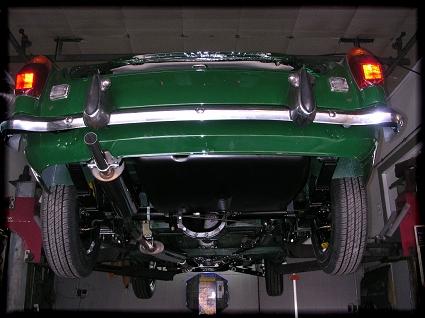 MGB GT (1972)