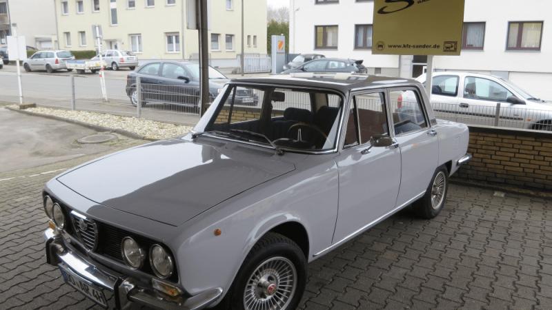 Alfa Romeo Berlina (1974)